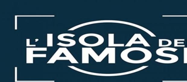 Bozza del logo dell'Isola dei Famosi 10