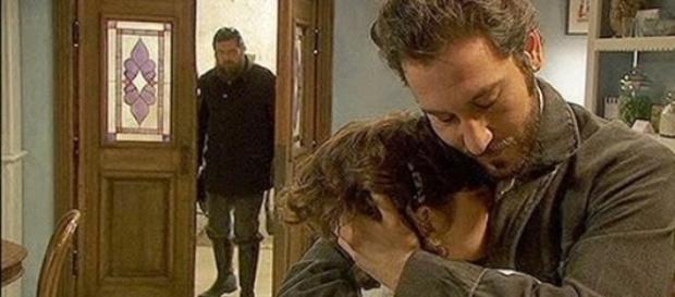 Candela rifiuta l'amicizia di Francisca