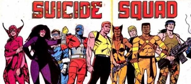 El Escuadron Suicida (the Suicide Squad)