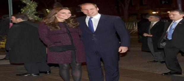 El Príncipe y la Duquesa en su primera visita a NY