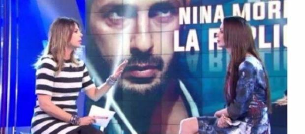 Gossip news: lite in diretta Perego-Moric.