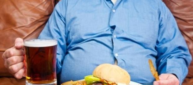 Hipertensión como consecuencia de la obesidad