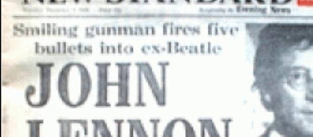 La muerte de Lennon terminó el sueño de los 70