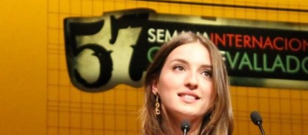 María Valverde en su mejor momento.