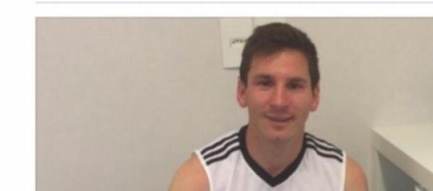 Messi molesto por antidoping