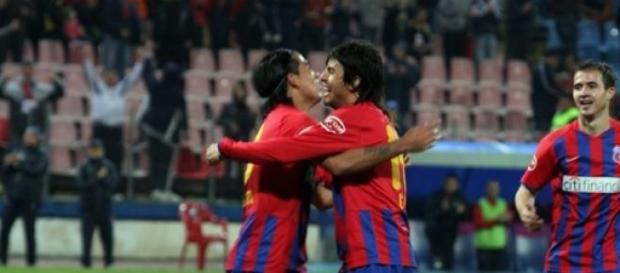 Steaua de Bucarest en problemas.