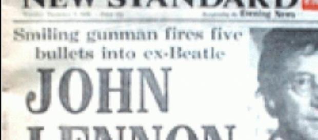 Un 8 de diciembre asesinaron a Lennon