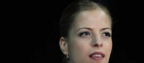 Carolina Kostner tradita dalle parole di Alex