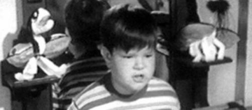 Ecco Ken Weatherwax nei panni di Pugsley