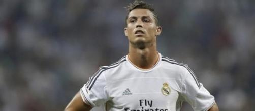 El Real Madrid gano por 4-0 y Cristiano marco.
