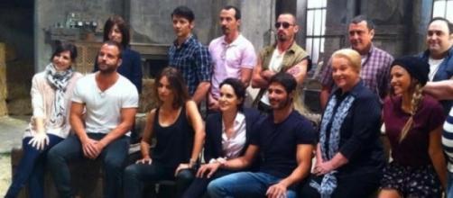 Elenco de actores de la serie Rabia.