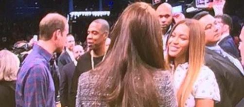 Kate Middleton y Beyoncé.