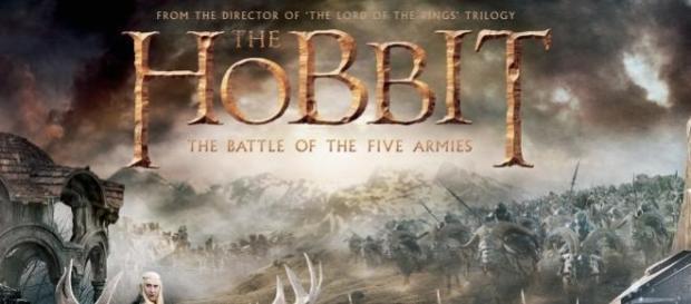 El Hobbit: La Batalla de los Cinco Ejércitos.