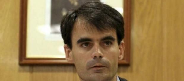"""El juez Pablo Ruz, instructor del caso """"Gürtel"""""""