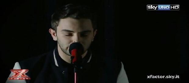 Lorenzo Fragola, concorrente di X Factor 2014