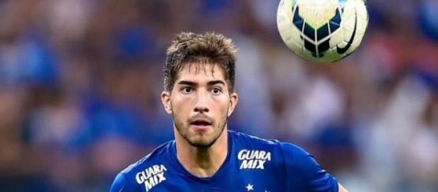 Lucas Silva con el Cruzeiro