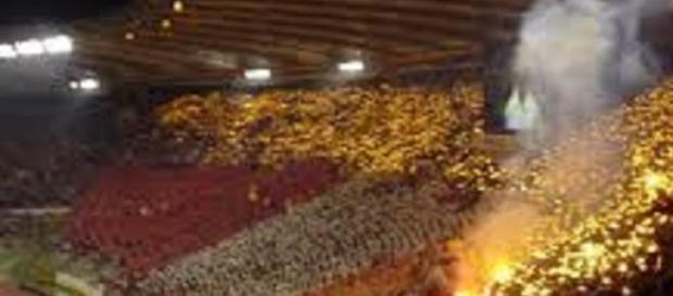 Roma-Manchester City, Champions League