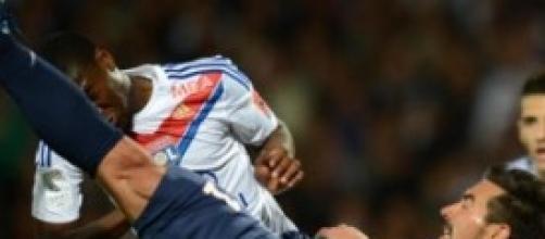 Ezequiel Lavezzi, attaccante del PSG, 29 anni.