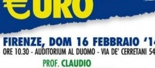 tour Lega Nord: Basta Euro
