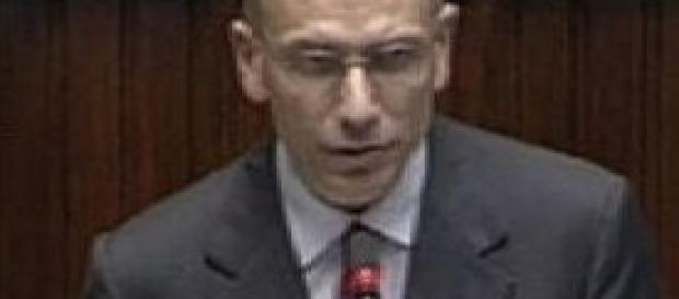 Enrico Letta, Presidente del Consiglio