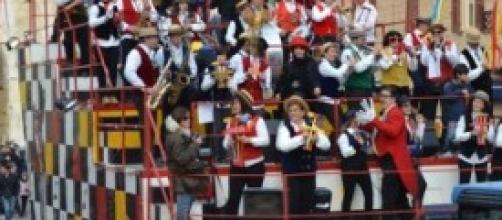 La Musica Arabita del Carnevale di Fano