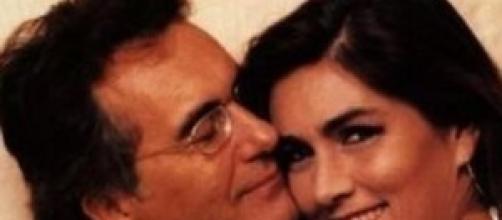 Al Bano e Romina all'epoca della loro unione