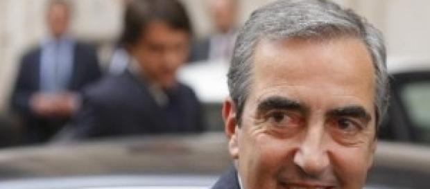 Il senatore Maurizio Gasparri