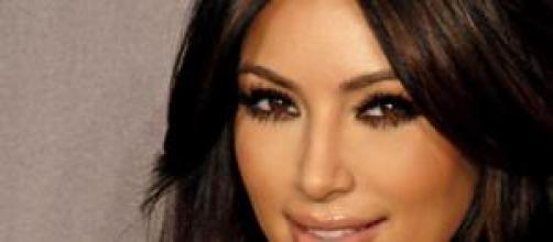 L'attrice e modella Kim Kardashian