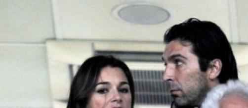 Crisi Gigi Buffon - Alena Seredova: vite separate?