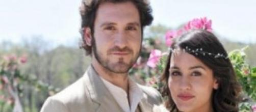 Il matrimonio di Tristan e Pepa