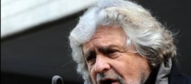 Beppe Grillo incontra Matteo Renzi