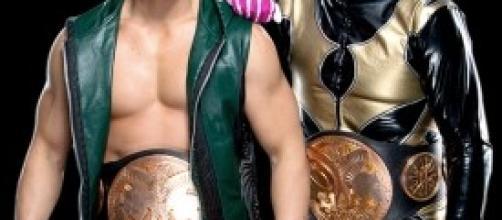 The Brotherhood: Cody Rhodes e Goldust