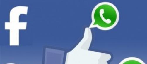 Facebook ha comprato Whatsapp per 19 miliardi