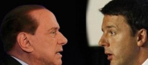 Berlusconi: la 'sveltina' di Renzi e Berlusconi