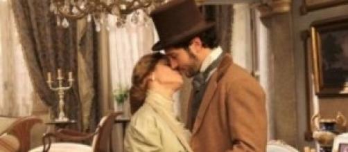 Pepa e Tristan si baciano ancora, i due si amano