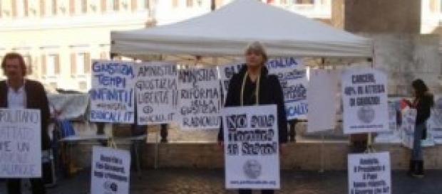 Indulto e amnistia, Radicali contro Renzi