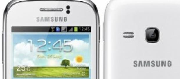 Offerta Wind: in \'regalo\' il Samsung Galaxy Young. Tutti i dettagli ...