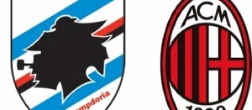 Sampdoria-MIlan, 25a giornata di Serie A