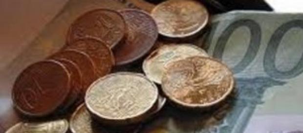Euro. Immagine di repertorio