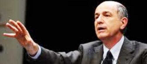 Corrado Passera, ex ministro della repubblica