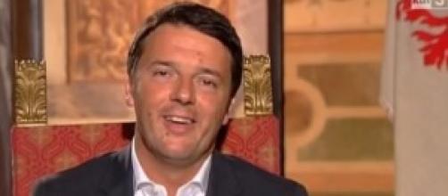 Matteo Renzi a 1/2 di Lucia Annunziata