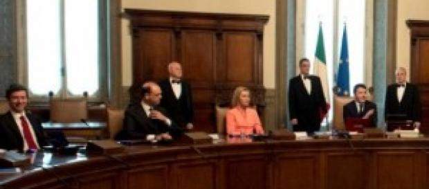 Giustizia, indulto, amnistia, Governo Renzi