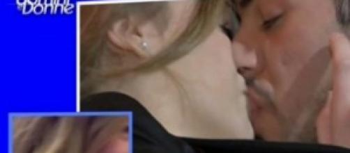 Aldo Palmeri con la sua scelta Alessia Cammarota