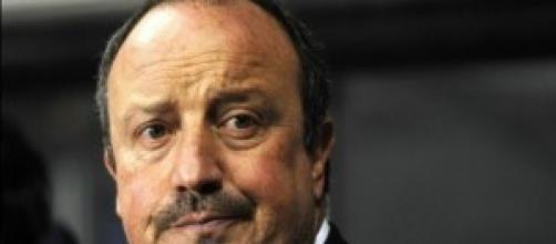 Rafa Benitez allenatore del Napoli