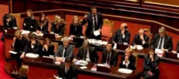 Emergenza carceri, amnistia e indulto, Renzi