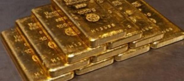quotazioni oro, prezzo in salita