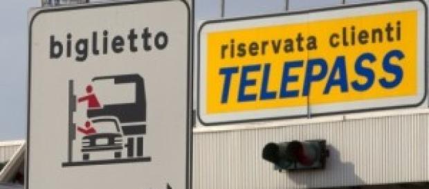 Sconto pendolari per chi ha il Telepass