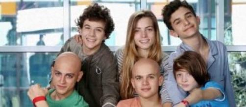 Braccialetti rossi: il cast dei giovani