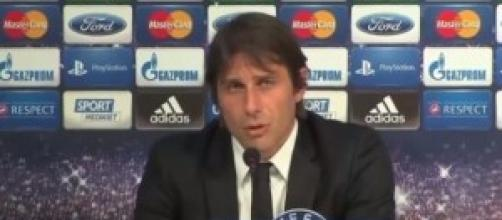 Antonio Conte tecnico della Juventus campione