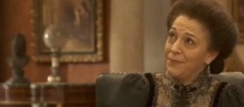 Donna Francisca aggredita da Efren